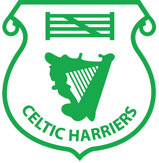 celtic harriers logo